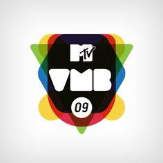 Pablo Lobo Portfolio #geometry #vmb #shapes #colours #minimalism #mtv #logo