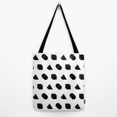 #shapes #pattern #rickardarvius #totebag #artprint #illustration #vectorart #fashion