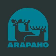 Surplus Design Studio » Arapaho Skateboards deer t-shirt #icon #logo #mark