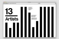 13 Artists Red Design #site
