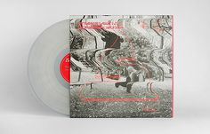 Let's Vibrate Together / FEP005 on the Behance Network #fep #fluo #packaging #artwork #vinyl #rossgunter #music