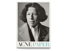 Acne Paper #magazine #print #fashion #portraits #acne