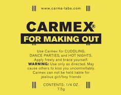 CARMEX #branding