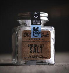 Old Salt #sea #salt