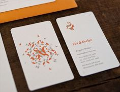 Graphic-ExchanGE - a selection of graphic projects #cards #business