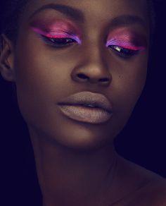 Shades of Blackness   blackandkillingit: femmesandfamily: ...
