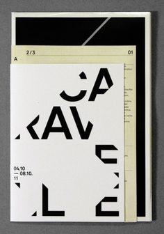 Alex W. Dujet #print #typography