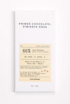 Casa Bosques Chocolates