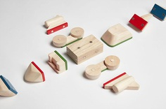 New Designers / Daniel Becconsall | Dis-Up! #Toy #car #airplane #wood