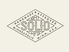 Dribbble - Bat Co. No.02 by Steady Print Shop Co. #lettering #industrial #vintage #logo #hand