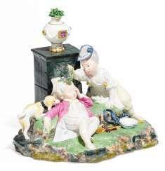 Figure group #Sets #Teasets #Porcelainsets #Antiqueplates #Plates #Wallplates #Figures #Porcelainfigurines #porcelain