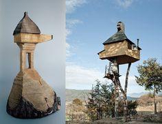 The Well Appointed Catwalk: The Architecture of Terunobu Fujimori #fujimori #architecture