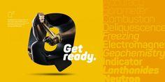 Get Ready – Panton Font