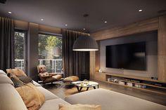 Modern Living room °1 - Apartment °1 #modern #livingroom #soggiorno #moderno #appartamento