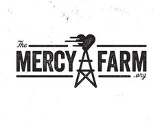 Mercy_farm #veneer #typeface #farm #logo #dirty
