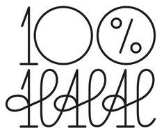 767-halallogo.png 524×425 pixels #logo #design #identity #typography