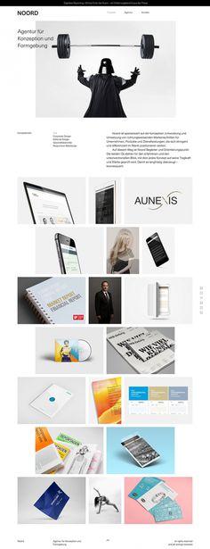 Noord Design Agency www.noord.ch design  websdesign site of the day award by mindsparkle mag www.mindsparklemag.com