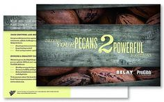Belay Progibb Postcard | Flickr - Photo Sharing! #post #card #design #advertising #art #type #layout #agriculture #typography