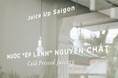 JUS • Juice Up Saigon on Behance