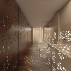 light, openings, cool