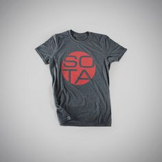 new sota clothing shirt. Really digging the design! sotaclothing.com #clothing #minnesota #shirt #sota #tee #type #typography