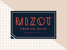 Mizot Option 2 #simple #fun #graphic #clean