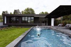 Moden Family Home: Maison C #interior #design #architecture