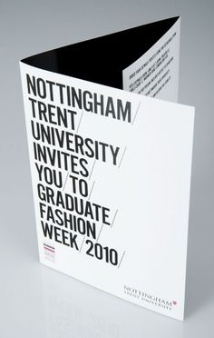 NTU GFW10 : Andrew Townsend #type #poster