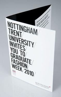 NTU GFW10 : Andrew Townsend #type #poster