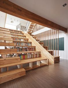 Panorama House by Moon Hoon #library
