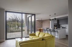 The Stiles Road House Extension and Renovation in Dublin 6