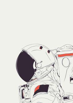 Astronaut #craniodsgn