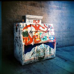 Cooler Colors © Adele Jancovici 2015 Color print on paper #color #graffiti #streetart #art #photography #print #newyork #nyc