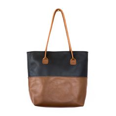 Handmade leather tote bag. #totebag #bag #leather #handmade #design