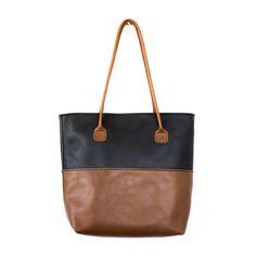 Handmade leather tote bag. #totebag #bag #leather #handmade #design