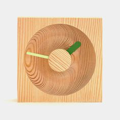 OClock: Wood & Cork Clocks by Okum Made #design #wood #industrial #time #clocks