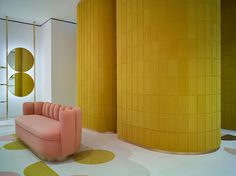 red valentino flagship store london england pierpaolo piccioli india mahdavi interior design architecture mindsparkle mag designblog