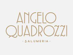 Angelo Quadrozzi mabu — Design #serif #logotype #sans #typography