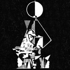 6 Feet Beneath the Moon #album #marshall #cover #artwork #jack #krule #king