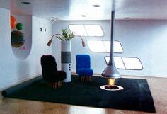 Philip Garner, E-Z Living Room, 1984