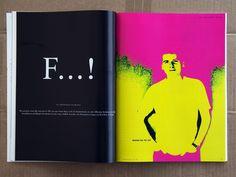 Meiré und Meiré: brand eins Details #print #design #graphic #editorial #magazine #typography