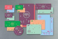 Toormix. Branding, Dirección de Arte, Diseño editorial y Comunicación desde el 2000 #identity #stationary