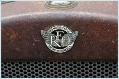 1928 REO Pickup Truck Emblem - a photo on Flickriver #motor #emblem #wing #vintage #logo #reo #car