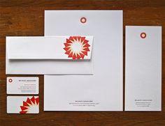 Erik Anthony Hamline #print #branding #identity #cabinet #business #card #letterhead