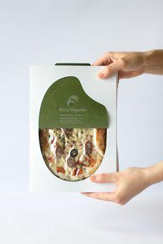 Pizza Shigaraki Masahiro Minami Design