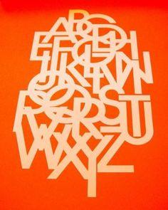 Aufschnitt/ #herb #lubalin #avant #garde #typography