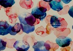 design work life » New Moniquilla Patterns #fashion #colour #water