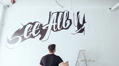 Outstanding Vitaly Mural and Video