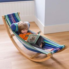 Rocking Hammock #tech #flow #gadget #gift #ideas #cool