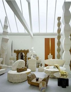Texte The Atelier Brancusi: a work of art in its own right